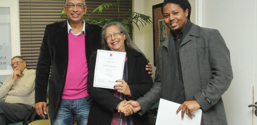UWC, CEI launch Fellowship Programme