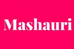 MASHAURI-1