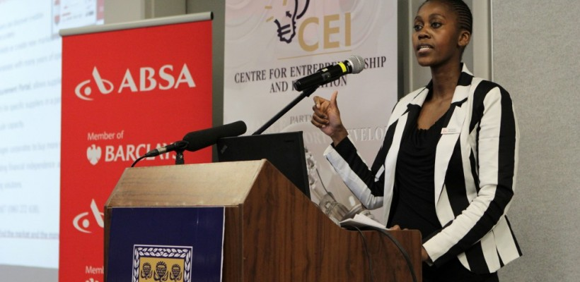 CEI searches for UWC's future entrepreneurs