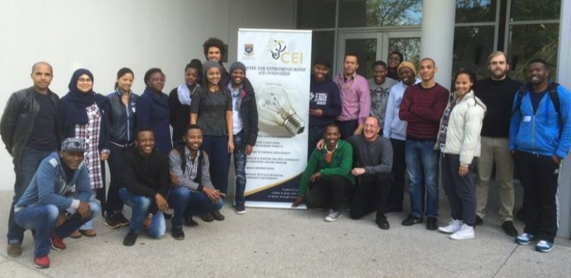 UWC Student Start-Up hosts masterclasses