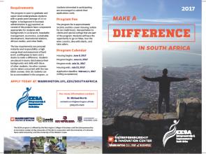 2017 EESA Programme
