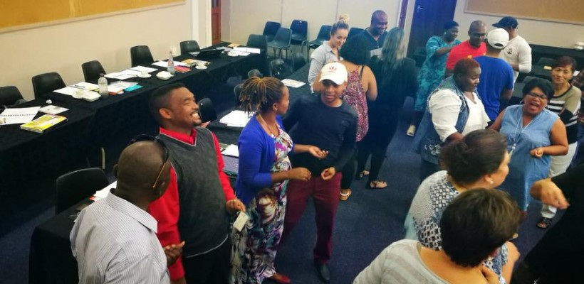 Training 150 SMMEs across the WC Province